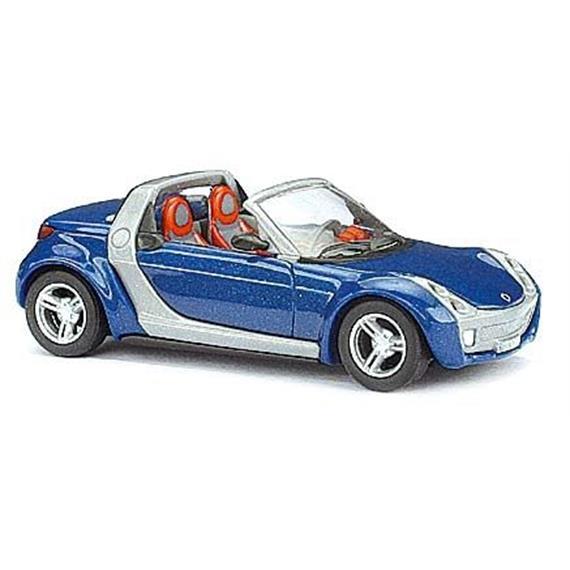 busch smart roadster cabrio 2003 personenwagen. Black Bedroom Furniture Sets. Home Design Ideas