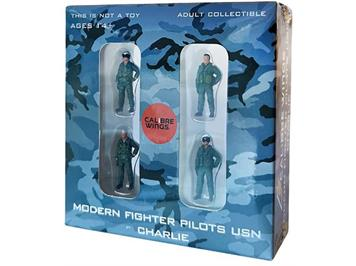 Calibre Wings CA72WS03 Modern Fighter Pilots USN Charlie