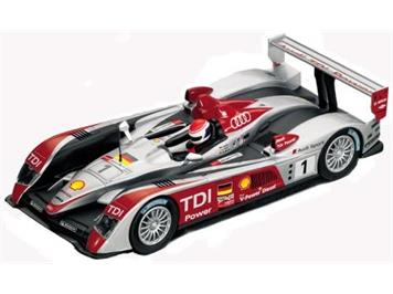 Carrera 27261 Evolution Audi R10 TDI Winner Le Mans 2007
