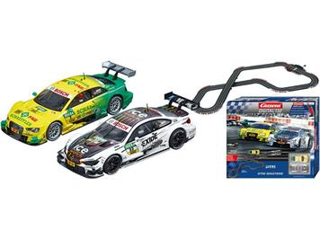 Carrera 30180 D132 DTM Masters Wireless, 9 Meter, Audi A5 & BMW M4 2014