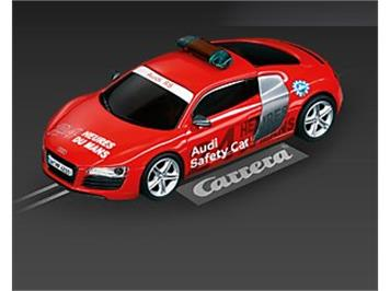 Carrera 30591 D132 Audi R8 Safety Car Le Mans 2010