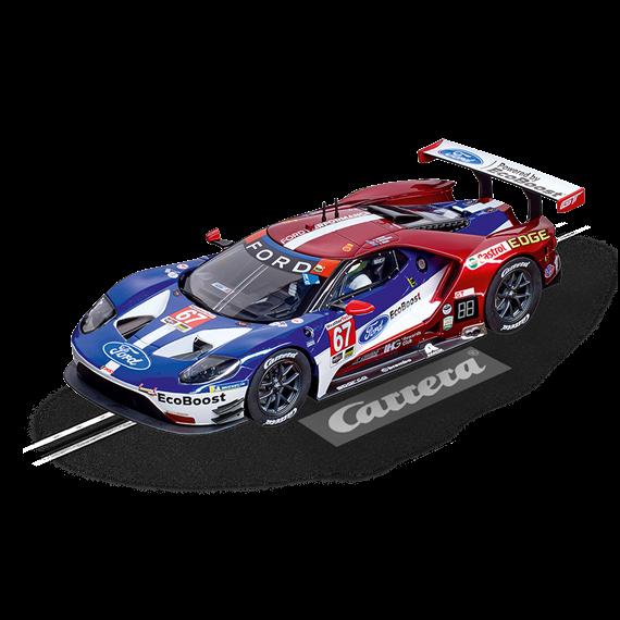 """Carrera D124 20023875 Ford GT Race Car """"No.67"""""""