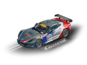 "Carrera D124 20023878 Chevrolet Corvette C7.R Callaway Competition USA ""No.26"""