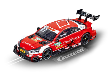 "Carrera D124 20023883 Audi RS 5 DTM ""R.Rast, No.33"", 2018"