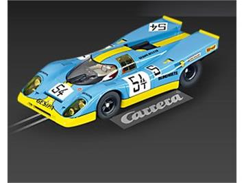 "Carrera D124 23780 Porsche 917K ""Gesipa Racing Team No. 54"" 1000 km Nürburgring 1970"