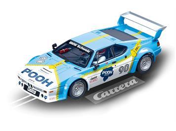 """Carrera D132 20030830 BMW M1 Procar """"Sauber Racing, No.90"""", Norisring 1980"""