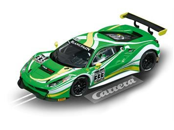 "Carrera D132 20030847 Ferrari 488 GT3 ""Rinaldi Racing, No.333"""