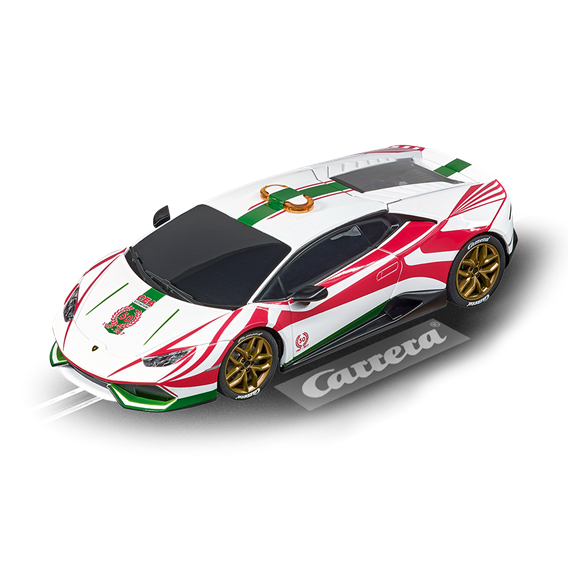 "Carrera D132 20030876 Lamborghini Huracán LP 610-4 ""CEA Safety Car"""