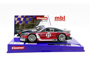 "Carrera D132 20030939 Ford Mustang GTY ""No.17"""