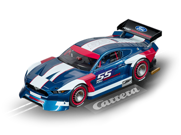 "Carrera D132 20030940 Ford Mustang GTY ""No.55"""
