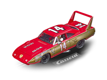 "Carrera D132 20030944 Plymouth Superbird ""No.14"""