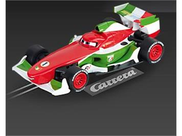 "Carrera D132 Disney/Pixar Cars 2 ""Francesco Bernoulli"""