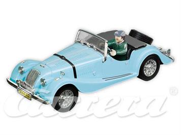 Carrera D132 Morgan Plus 8 blau