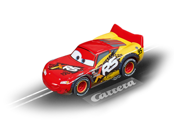 Carrera GO!!! 20064153 Disney·Pixar Cars - Lightning McQueen - Mud Racers