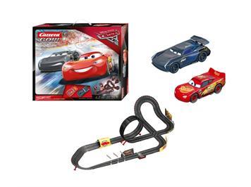 "Carrera Go! 62416 Cars 3 ""Fast not Last"", 6.2 m, mit Lightning McQueen & Jackson Storm"