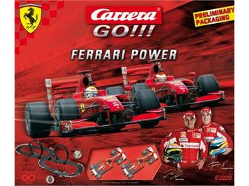 Carrera Go! Ferrari Power Startset