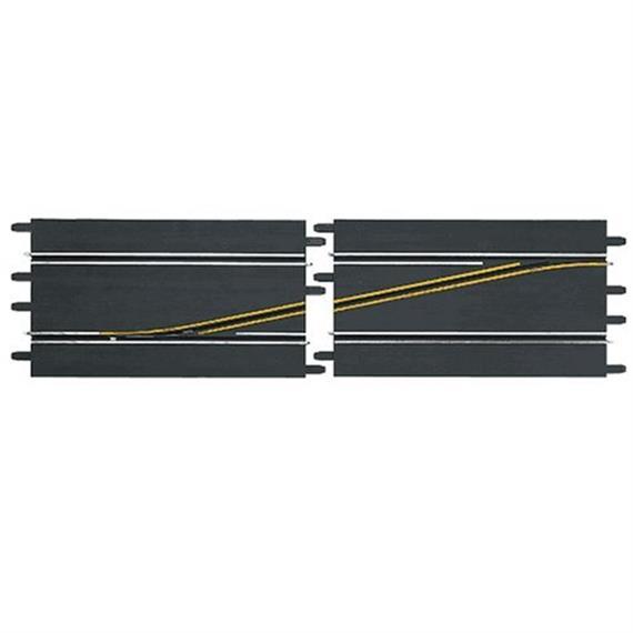 Carrera PRO-X Weiche, links 2 Stück
