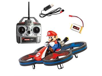 Carrera RC 503007 R/C Mario-Copter 2,4 GHz 4-Kanal, Digital Proportional