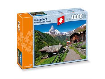 Carta.Media 7242 Puzzle Matterhorn (1000 teilig)