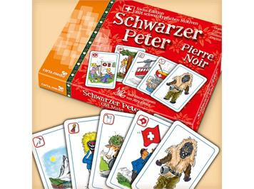 Carta.Media 7332 Schwarzer Peter