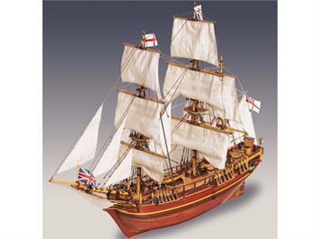 Constructo 23817 Bounty H.M.S. Holzbausatz 1:50