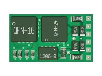 Doehler + Haass (118) FH05B-1 Funktionsdecoder 6pol. Stecker NEM651 an Litzen