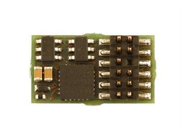 Doehler + Haass (130) DH12A Fahrzeugdecoder PluX12