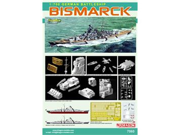Dragon German Battleship Bismarck