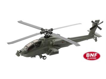 E-Flite BLH2580 Heli Blade Micro AH-64 EP BNF mit Safe Technology