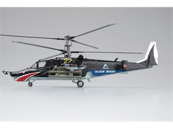 Easy Model 37023 Kamov Ka-50 Hokum Black Shark 1:72