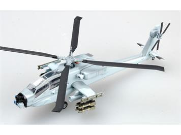 Easy Model 37026 Boeing AH-64A Apache South Carolina nat. Guard, Irak 2004 1:72