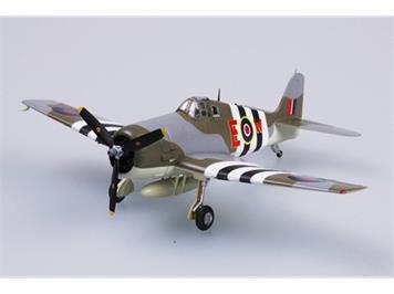 Easy Model 37200 Grumman Hellcat Mk. I H.M.S. Emperor 1944 1:72