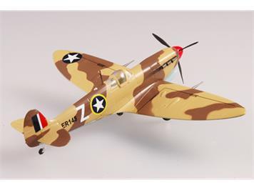 Easy Model 37219 Supermarine Spitfire Mk. V/TROP U.S.A.A.F. 1:72