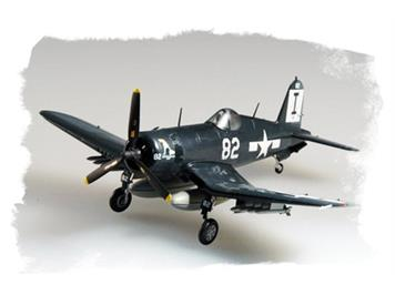 "Easy Model 37235 F4U-1 ""Corsair"" VMF-511 USS Block Island 1945 1:72"