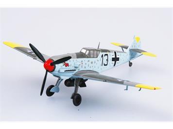 Easy Model 37282 Messerschmitt Bf109E-3 2./JG3 1:72