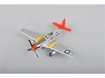 Easy Model 39301 North American P-51D Mustang Tuskegee Airman 1:48