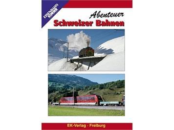 Eisenbahn-Kurier 8152 - DVD Abenteuer Schweizer Bahnen
