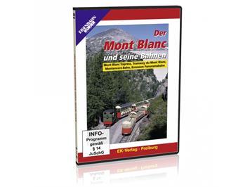 """Eisenbahn-Kurier 8221 DVD """"Der Mont Blanc und seine Bahnen"""""""