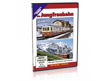 "Eisenbahn-Kurier 8283 DVD ""Die Jungfraubahn damals"""