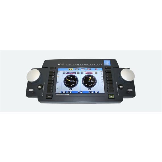 ESU 50210 ECoS 2.1 Digitalzentrale mit Farbdisplay, mit 6A Netzteil