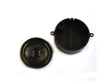 ESU 50444 Lautsprecher 40 mm, rund, 100 Ohm, mit Schallkapsel