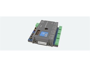 ESU 51830 SwitchPilot 3, 4-fach Magnetartikeldecoder, DCC/MM, OLED, mit RC-Feedback, upda.