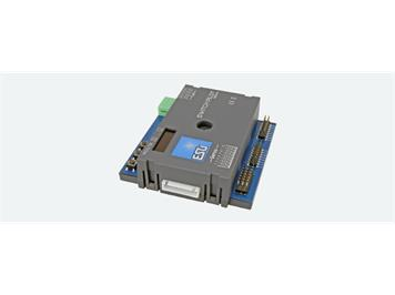 ESU 51832 SwitchPilot 3 Servo, 8-fach Servodecoder DCC/MM, OLED, mit RC-Feedbach, updatef.