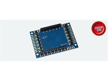 ESU 51971 Adapterplatine für LokSound XL V4.0 mit Stiftleisten