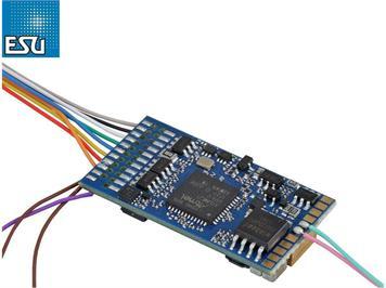 ESU 58210 LokSound 5 Fx DCC/MM/SX/M4 8-pin NEM652, 11x15mm, H0, 0