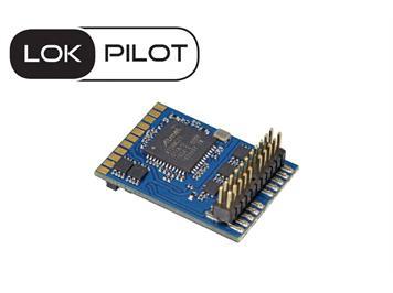 ESU 59612 LokPilot V5.0, PluX22, DCC/SX/MM/M4, Quadprotokoll, H0, 0
