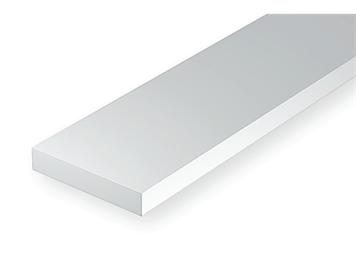 Evergreen 8206 Maßstab 1:87: Leisten, 350x0,6x1,7 mm, 10 Stück