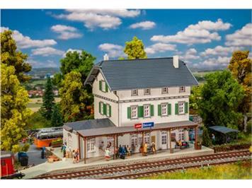 Faller 110142 Bahnhof Bever RhB (CH)