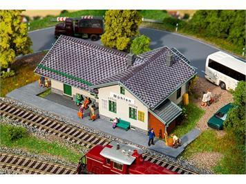 Faller 110150 Bahnhof Mühlen, H0 1:87