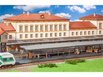 Faller 120105 Bahnsteig Friedrichstadt HO